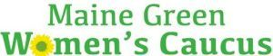 Maine Green Womens Caucus Logo